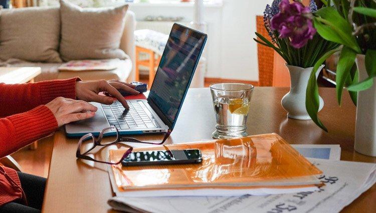 Работа из дома: оснащение рабочего места