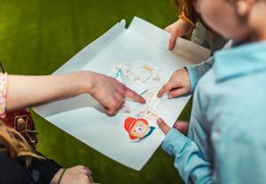 Сценарий квеста для детей 4-7 лет