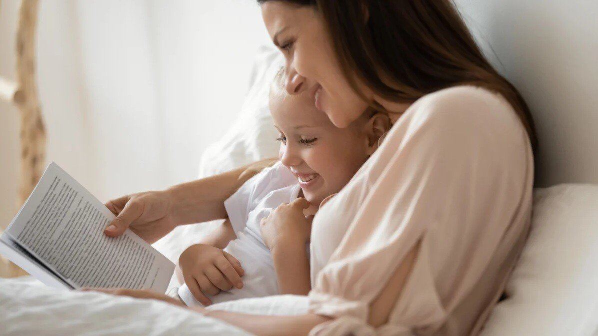 Уделяйте ребёнку 15-20 минут внимания