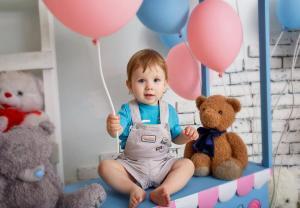 Что подарить ребёнку на двухлетие