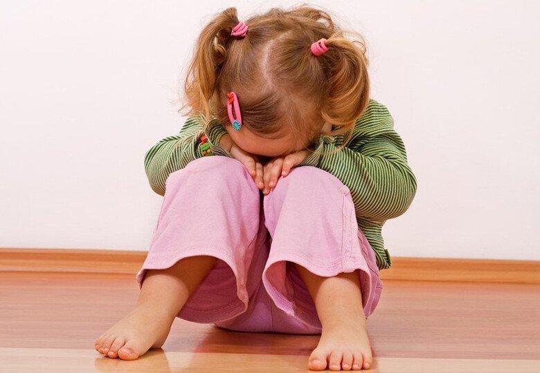 Истерика у ребёнка в 2 года
