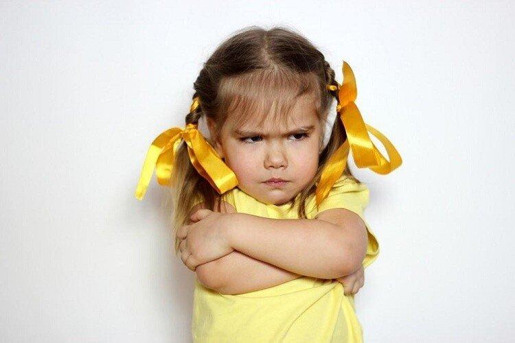 Причины истерик у ребёнка в 2 года
