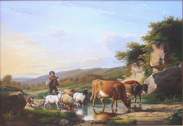 Сказка про доброго пастушка