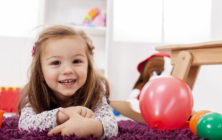 Идеи подарков для девочек 3 лет