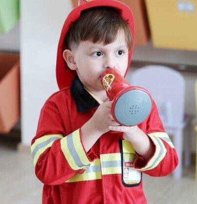Набор пожарного для мальчика 3 лет