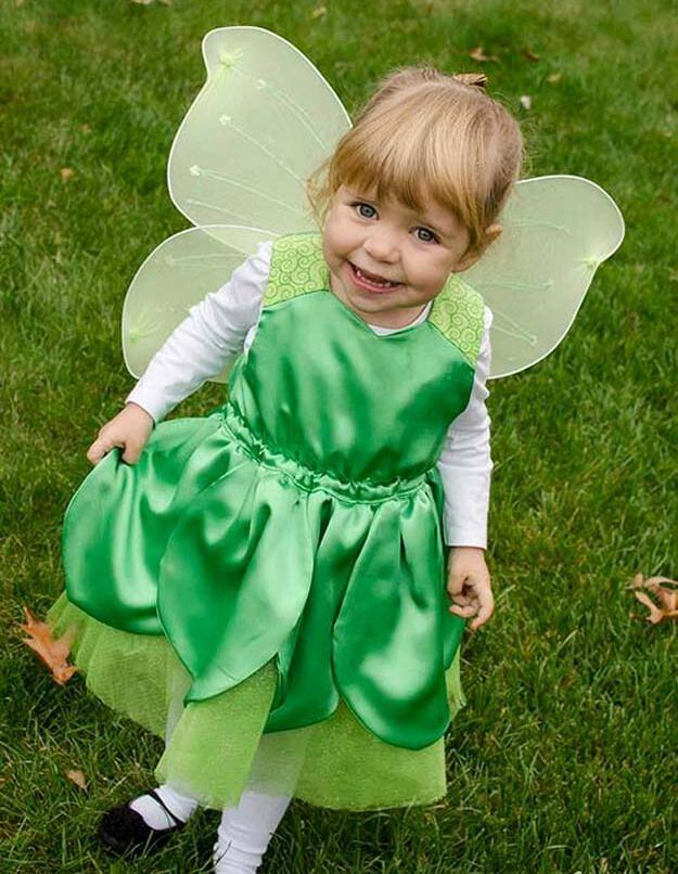 Наряд для феи на праздник для детей 3-5 лет