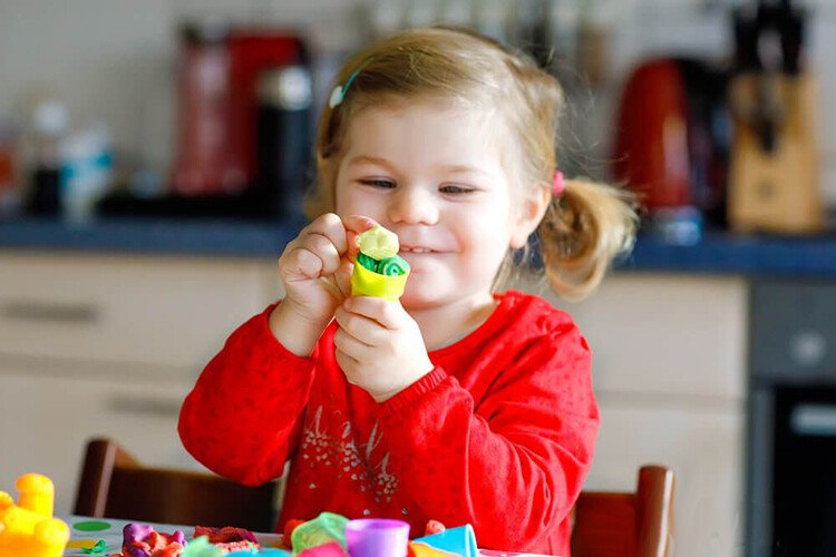 Подарки для творчества для детей 3 лет