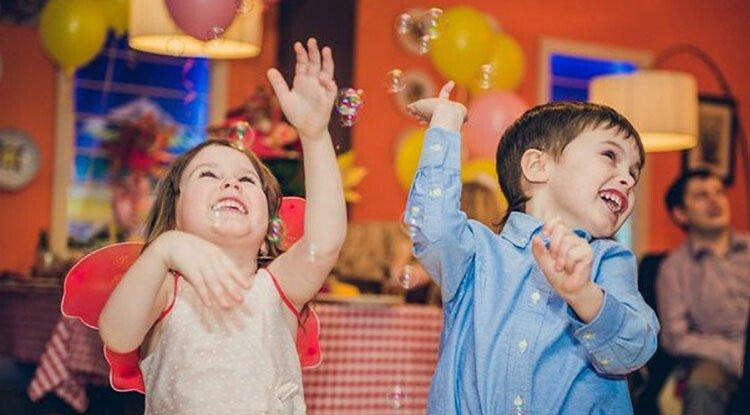 Праздник для детей 3-5 лет в стиле Лесные феи