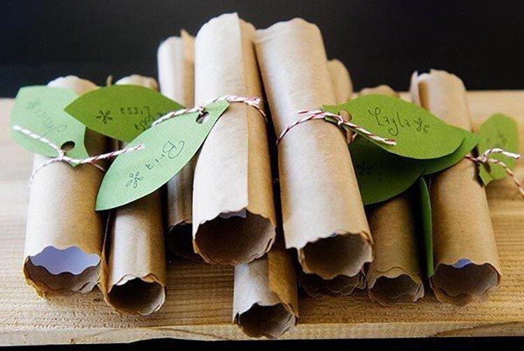 Приглашения для детского праздника Лесные феи
