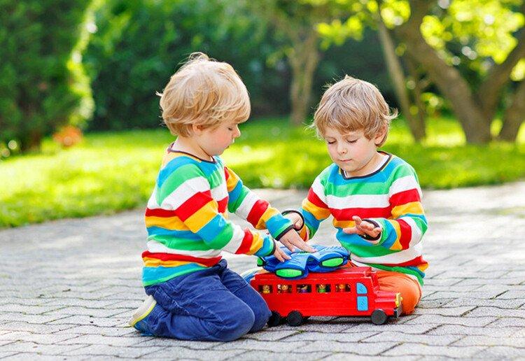 Соперничество и ссоры двойняшек и близнецов