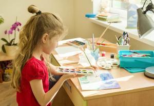 Рисуем с детьми 6-7 лет дома