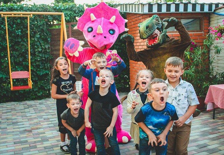 Сценарий детского праздника «Динозавры» для детей 5-7 лет